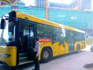 Bis dari malaysia ke singapore