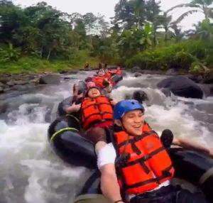 river tubing cikalumpang
