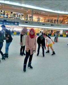 tempat bermain ice skating di jakarta