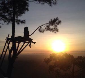 spot sunset di jogja