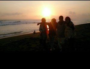 spot sunset terindah